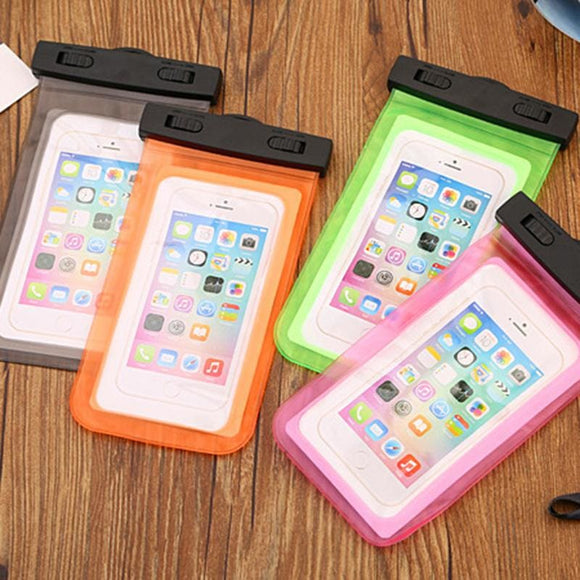 Waterproof Mobile Phone Pouch - 1