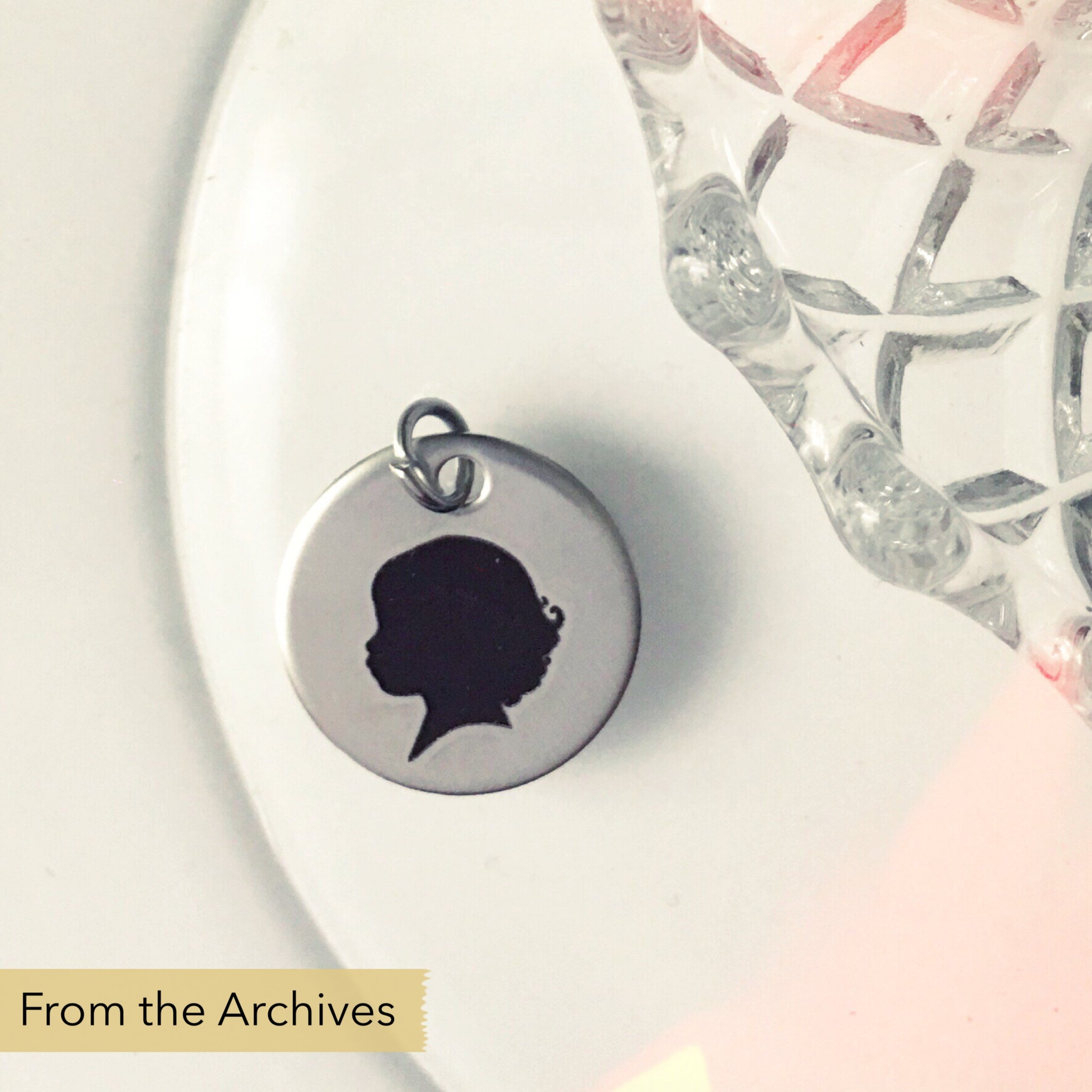 FROM THE ARCHIVES Additional Silhouette Charm