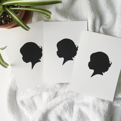 Silhouette Duplicates/Re-Order
