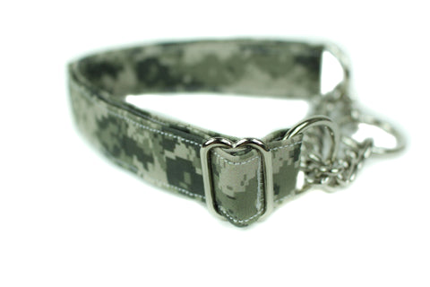 Desert Camouflage Martingale Collar