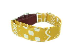 Bianca Martingale Dog Collar