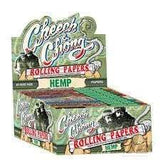 CHEECH & CHONG HEMP ROLLING PAPERS 1 1/4 SIZE (24 Count)