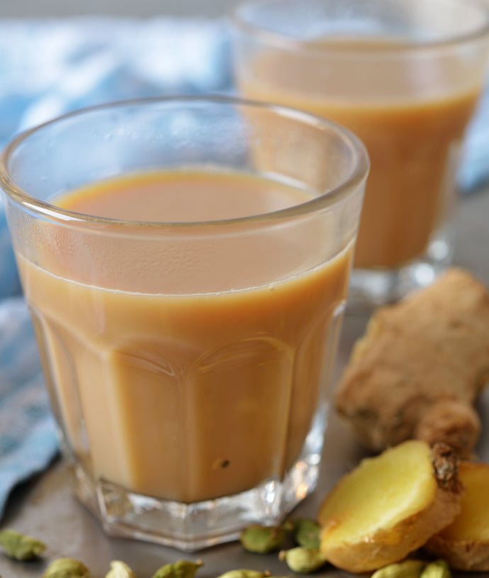 Chai - The Spice Tea Of India