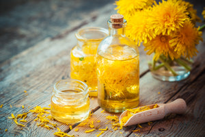 Herbal Oils For Healing, Health & Beauty