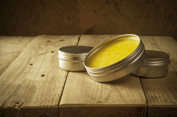 Herbal Thyme and Eucalyptus Chest Balm