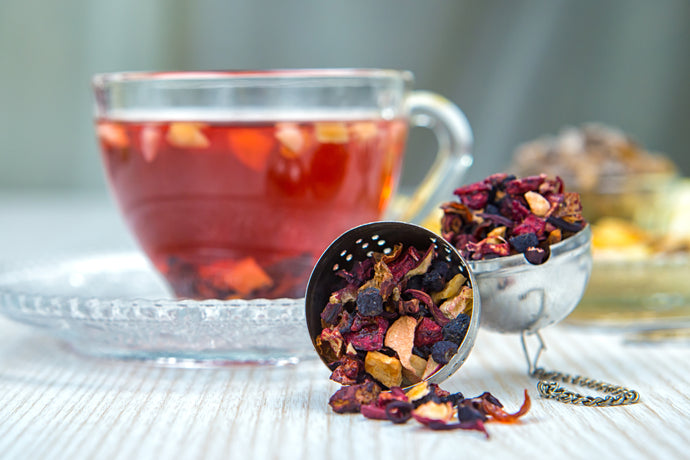 Improve Your Wellness With Organic Tea…..Now Available Online