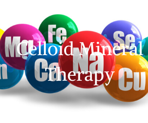 Celloids Mineral Therapy
