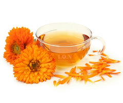 Calendula (Calendula officinalis) Tea