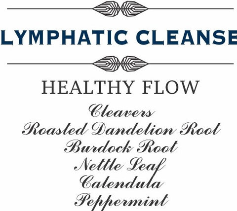 Lymphatic Cleanse Herbal Tea
