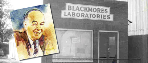 Maurice Blackmore Celloid Mineral Therapy