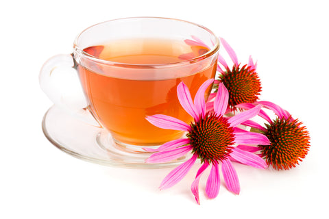 Herbal Teas for Winter Colds and Flu