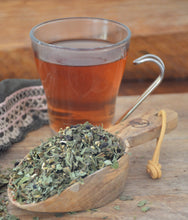 A bug fighting ANTI-VIRAL herbal tea that may help reduce the duration and severity of a flu or cold.