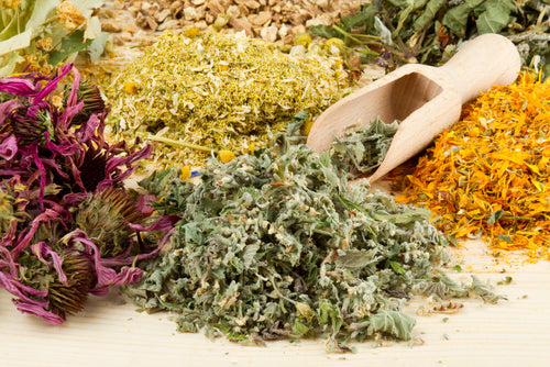 Blend Your Own Herbal Tea