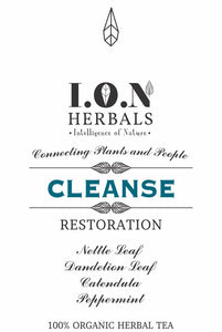 CLEANSE herbal tea can give your body a spring CLEANSE to help restore its vital force.