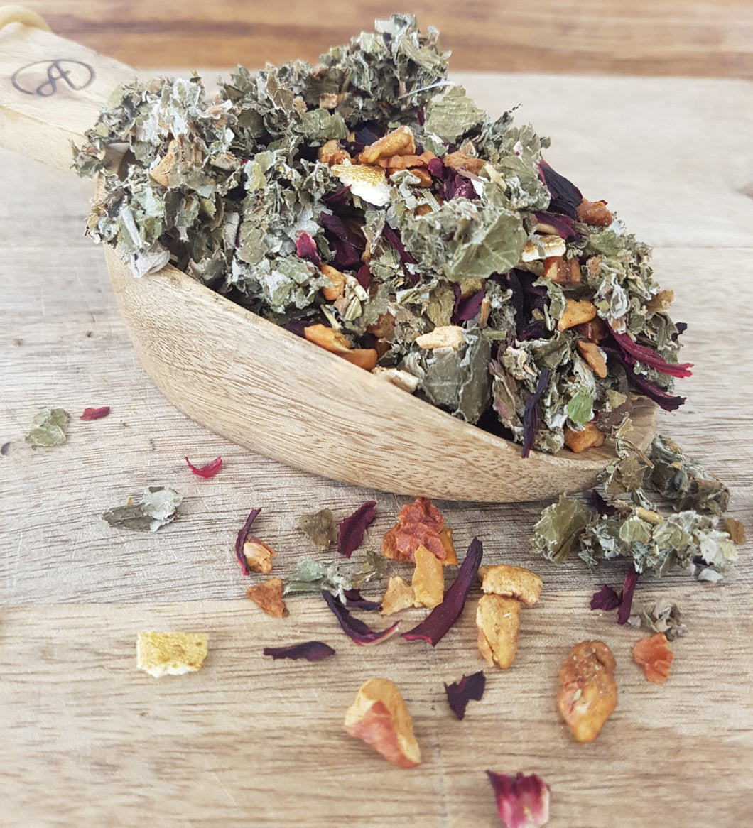 Wild Hibiscus Herbal Tea