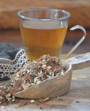 Maintain a healthy urinary system by nourishing and supporting the kidneys and bladder with FLOW tea.