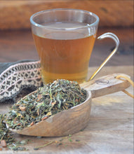 A herbal tea to help with mental clarity, brain fog, and FOCUS.