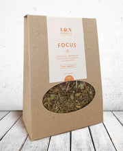 Organic Herbal Tea To Help You Restore Mental Clarity and Focus.