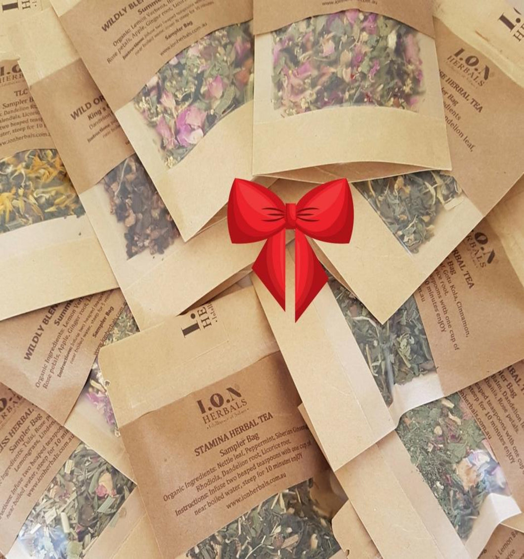 Herbal Tea Sampler Bags