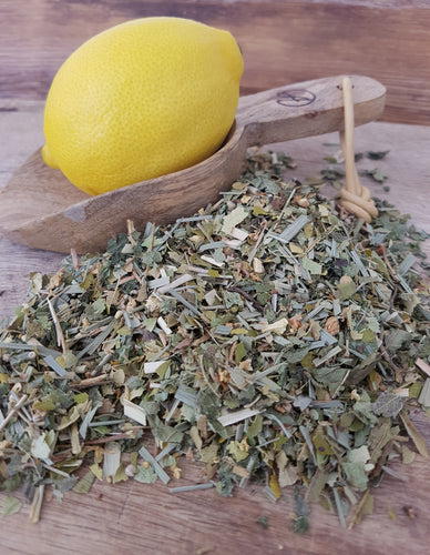 Perfect for the Lemon Lover! This extremely aromatic and flavorful fresh-tasting tea has a lemony zing.