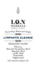 LYMPHATIC CLEANSE Herbal Tea is a gentle, nourishing and detoxifying herbal tea to stimulate the lymphatic system.