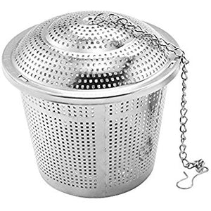 Large Stainless Steel Tea Infuser