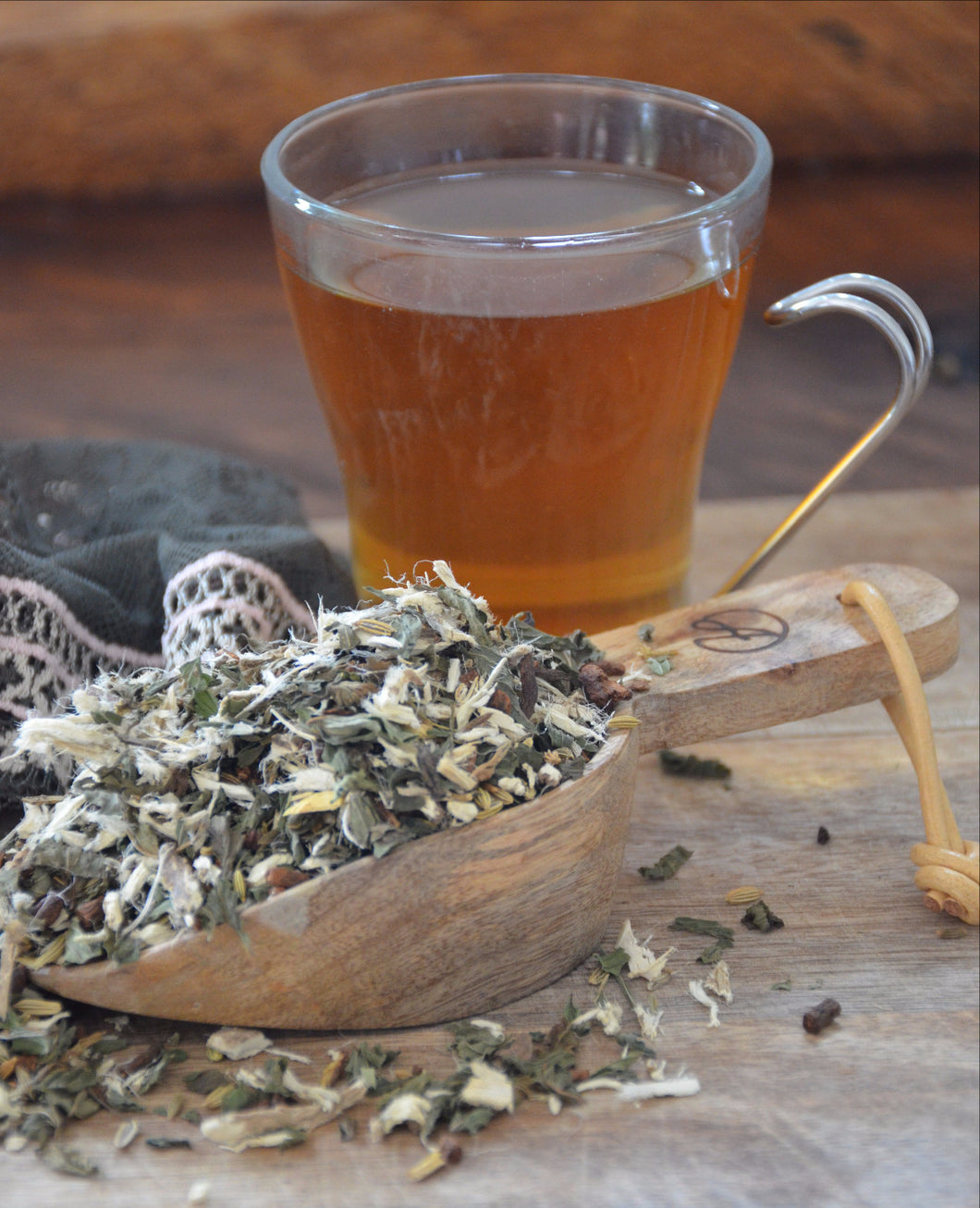 Prone to constipation? Sipping this herbal tea daily can help to keep things MOVE-iNg-IT through.