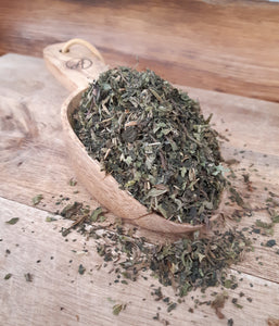 Energising Nettle & Peppermint Herbal Tea