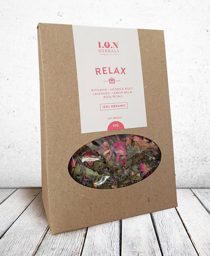 Relaxing Herbal Tea