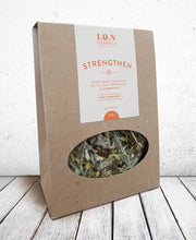 Organic Herbal Tea To Nourish and STRENGTHEN The Nervous System.