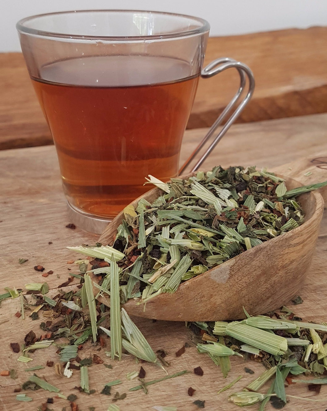 Herbal Tea to Strengthen the Nervous System
