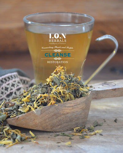 Tired, run down, sluggish and heavy? Spring CLEANSE with this cleansing herbal tea.