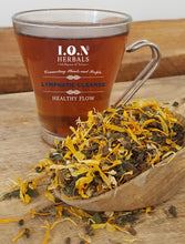 LYMPHATIC CLEANSE Herbal Tea is a gentle, nourishing and detoxifying herbs that serve a vital role in stimulating the lymphatic system.