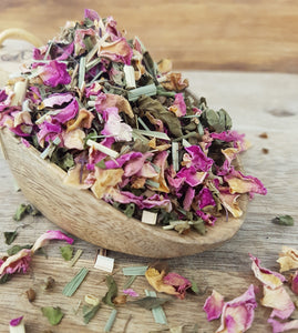 Tulsi Rose Herbal Tea