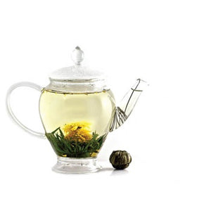 White Tea, Osmanthus & Chrysanthemus Flowering Tea