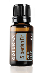 dōTERRA Siberian Fir Essential Oil 15ml