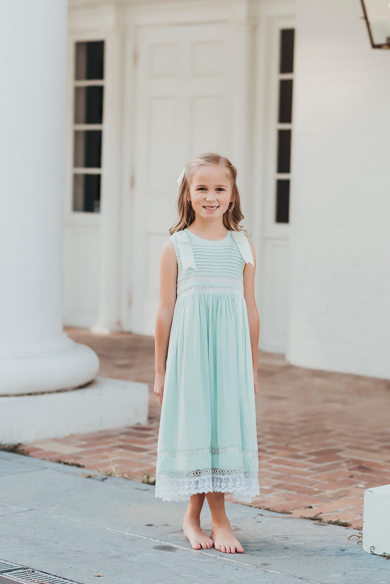smock-candy_Dress_Sleeveless Mint Heirloom Dress