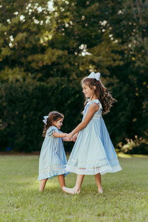 smock-candy_Dress_Sleeveless Light Blue Heirloom Dress