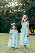 Mint Heirloom Dress PREORDER