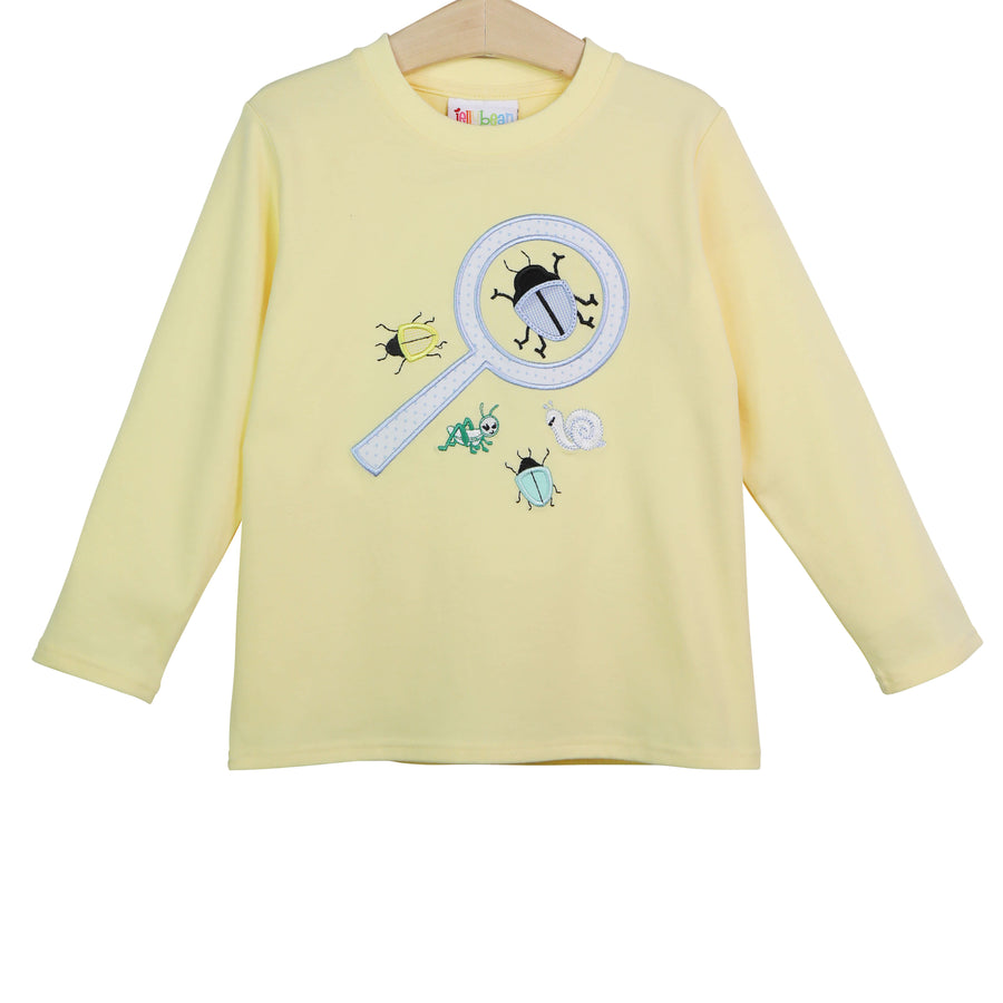 Bug Hunter Applique Shirt
