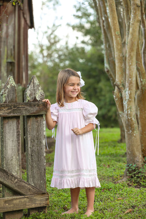Light Pink Heirloom Dress