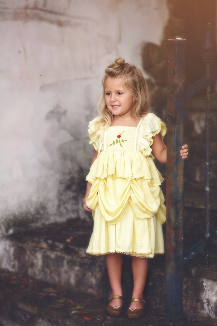 smock-candy_Dress_Yellow Rose Princess