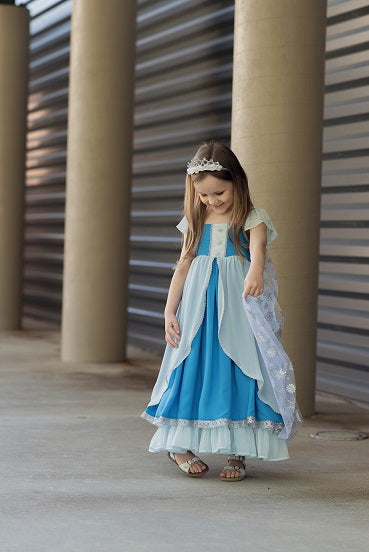 Ice Queen Fairy Tale Dress