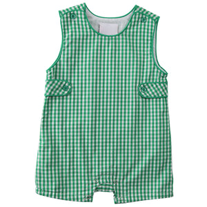 Gingham Tab Jon Jon (4 Color Options)