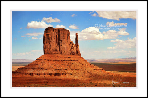"Monument Valley in Arizona 20"" x 30"""