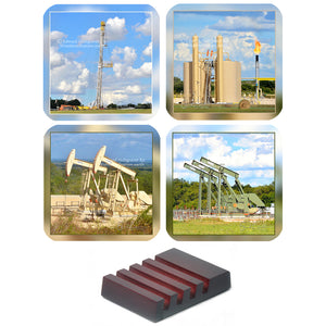 Oil Field Set
