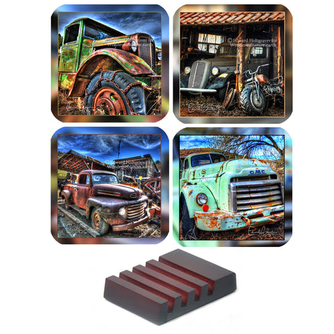 Rusty Trucks Set