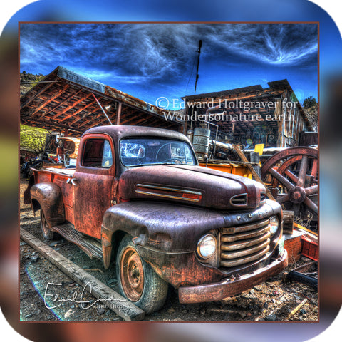 Rust - Ford Truck 04