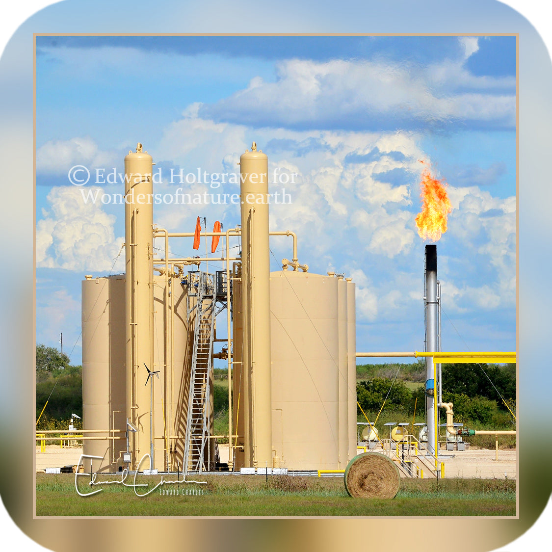 Structures - Oil Field