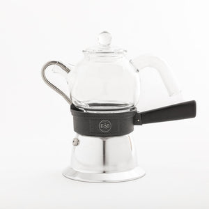 Globe Moka Pot 3 cup INDUCTION     -15% discount